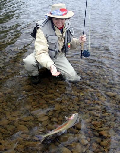 Mckenzie river fishing report mckenzie river fly fishing for Mckenzie river fishing report