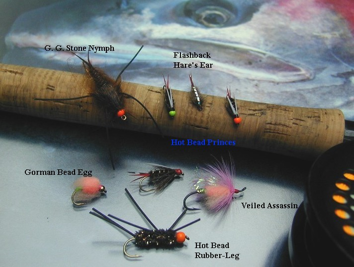 nymph fishing for steelhead, Fly Fishing Bait